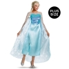 Disney Frozen Elsa Deluxe Adult Plus Costume
